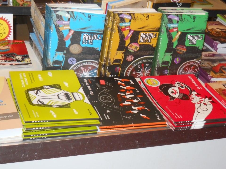 La Bohemia en la Feria del Libro Infantil de la Ciudad de La Plata